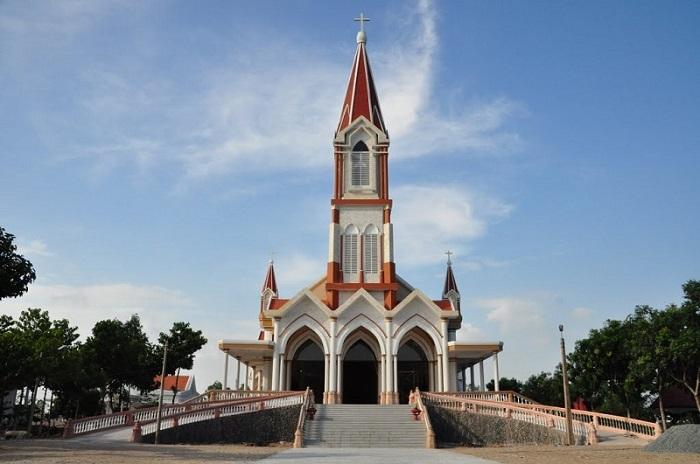 Church in Vung Tau - Vung Tau Lighthouse Church