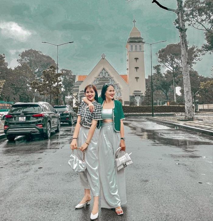 Church in Vung Tau -Vung Tau Cathedral is virtual