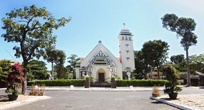 Church in Vung Tau - Vung Tau Cathedral