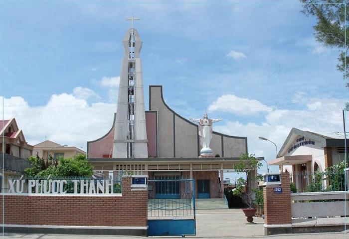Church in Vung Tau - Phuoc Thanh Church