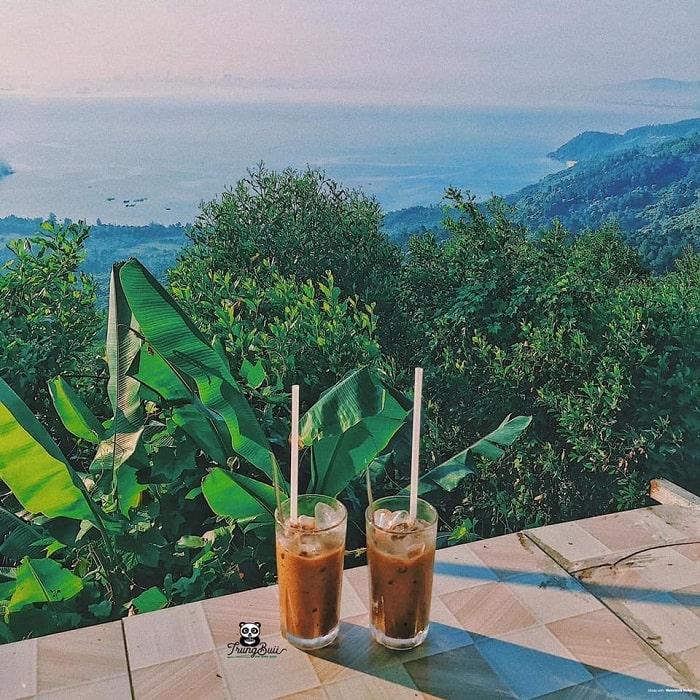 Ngắm cảnh thiên nhiên ở Hòn Cụ Rùa Đà Nẵng