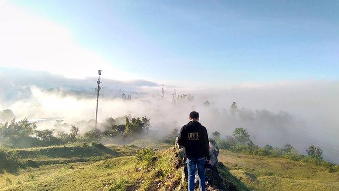 Sương trên núi đá Pleiku