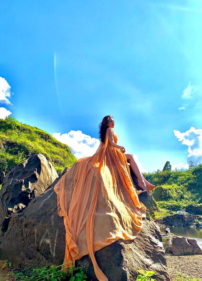Check-in núi đá Pleiku