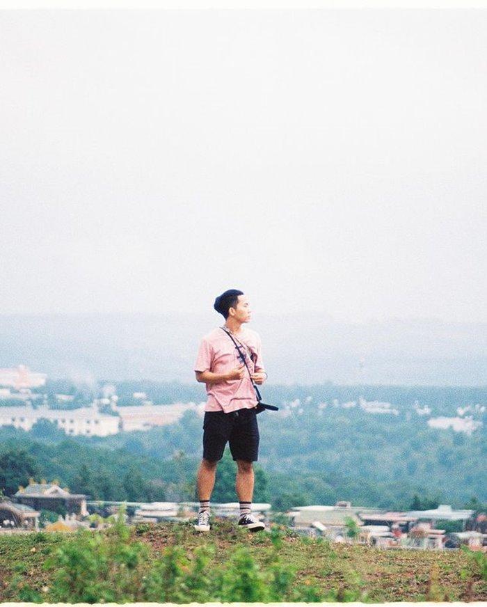 Lên núi đá Pleiku
