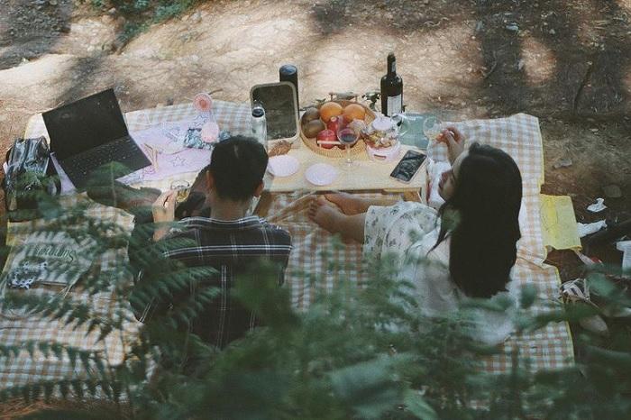 núi Hàm Lợn - địa điểm picnic ở Hà Nội 'hot rần rần'