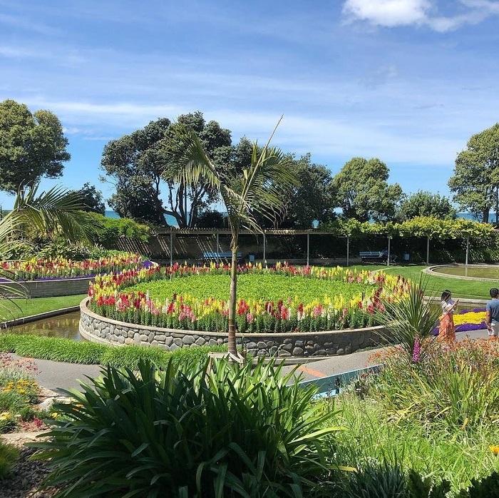 Công viên trong thành phố Napier - Du lịch Napier
