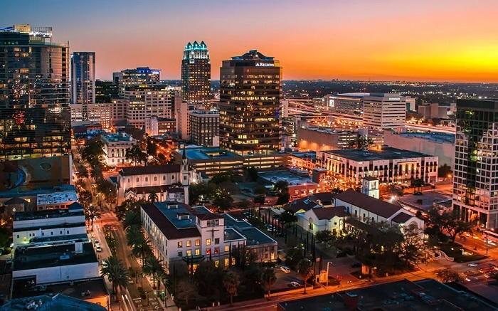 Thành phố Orlando bang Florida - kinh nghiệm du lịch Orlando