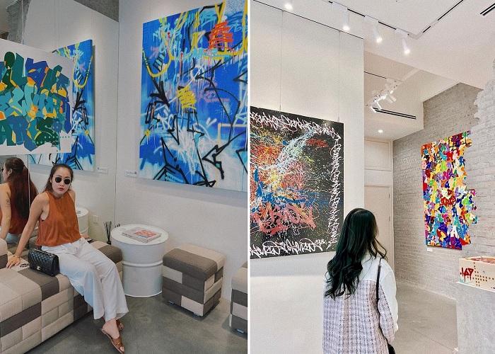 Cyril Kongo Vietnam Gallery - không gian nghệ thuật ở Hà Nội nên đến