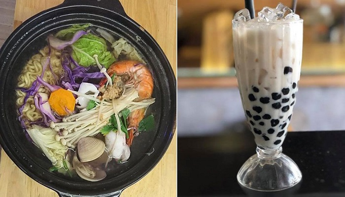 Những quán ăn vặt đường 30/4 Phú Quốc - Mì Tộ Phú Quốc