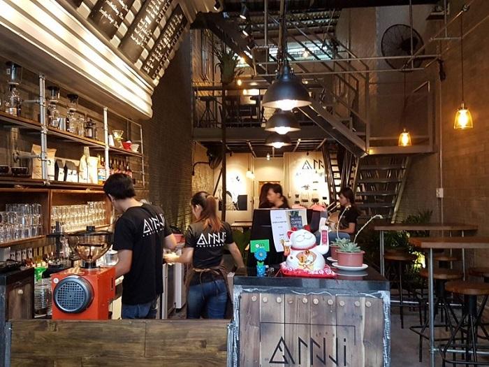 Beautiful cafes in Ca Mau -Anni Coffee