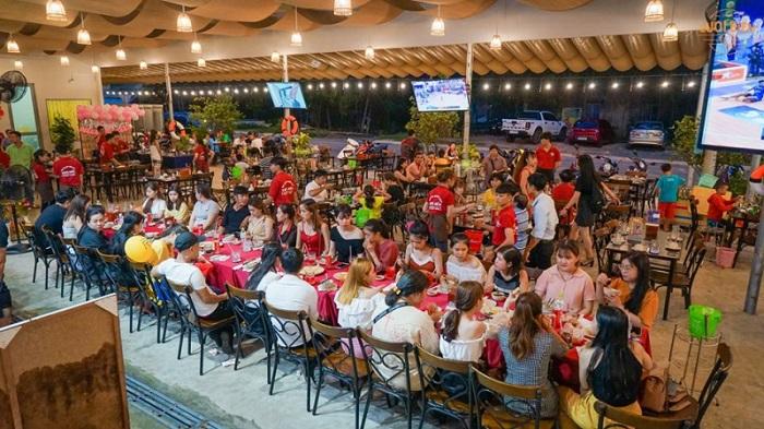 Delicious seafood restaurants in Tay Ninh - Sea Net Seafood