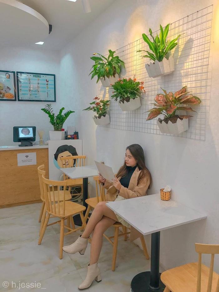 sữa chua cô Nghi - quán sữa chua trân châu ngon ở Hạ Long