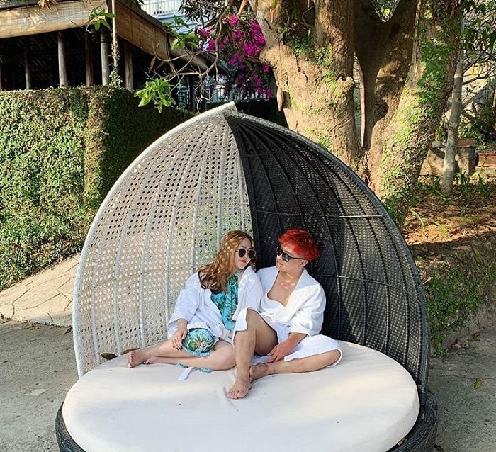 resort ở Bãi Sau Vũng Tàu - Léman Cap Resort and Spa