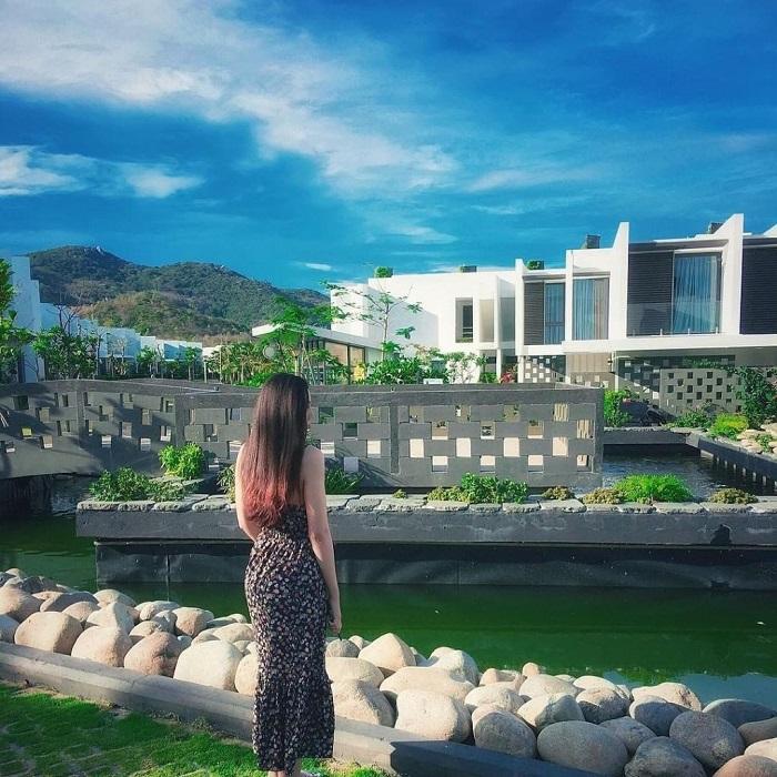 resort ở Bãi Sau Vũng Tàu - Oceanami Villas & Beach Club