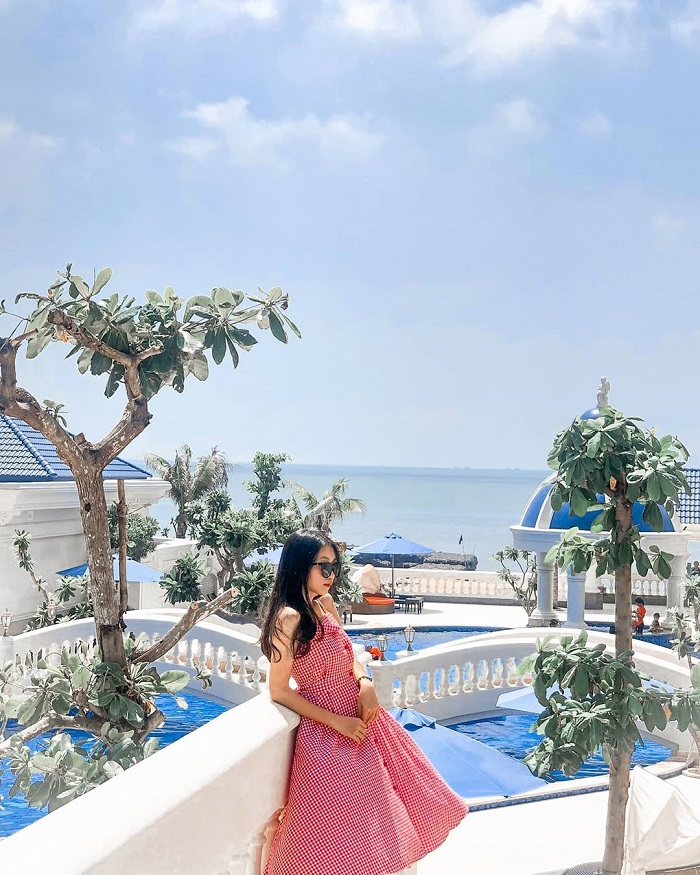 resort ở Bãi Sau Vũng Tàu - Lan Rừng Phước Hải Resort