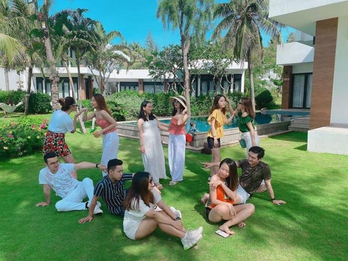 resort ở Bãi Sau Vũng Tàu -Saint Simeon Resort & Spa