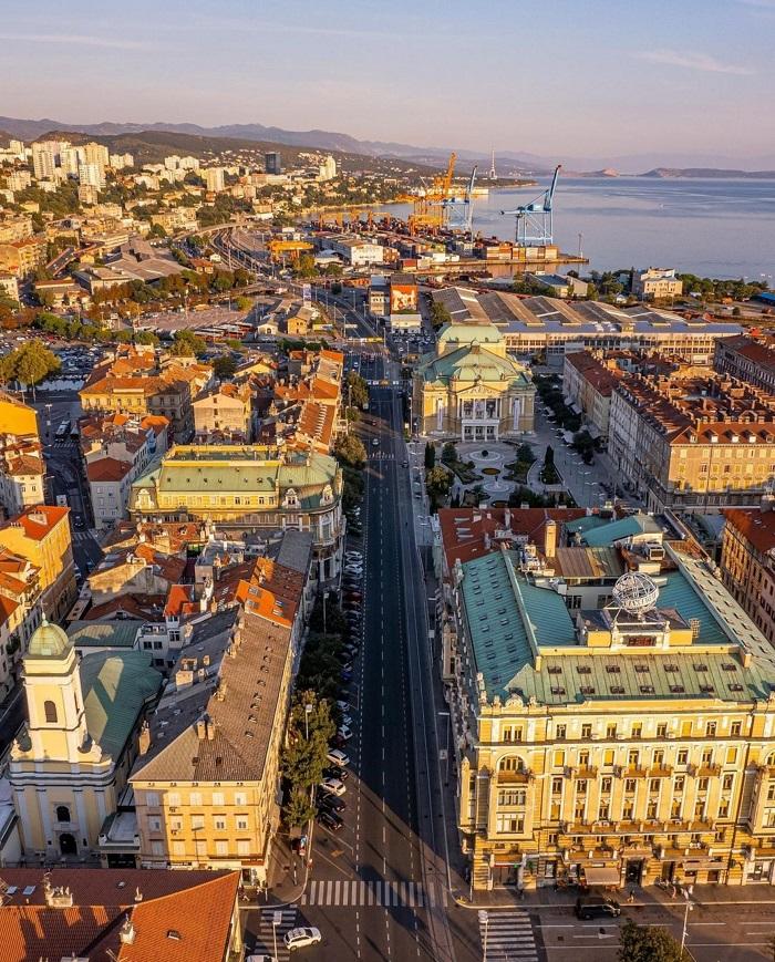 Điểm đến ở Rijeka