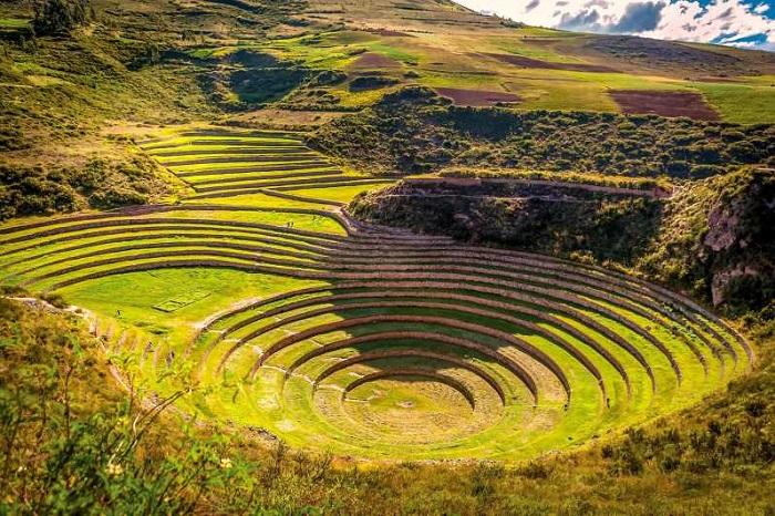 Thung lũng thiêng Peru - Tham quan Maras & Moray
