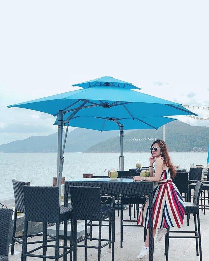 S-Blue Coffee quán cafe view đẹp ở Quy Nhơn