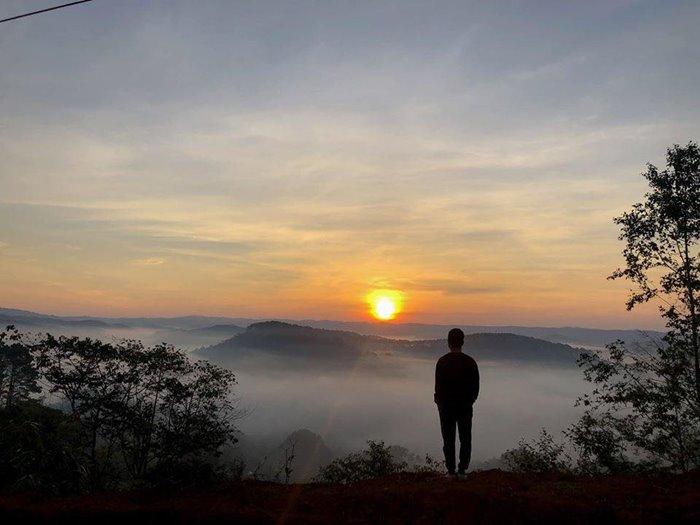Kon Tum tourism hunts clouds in Mang Den
