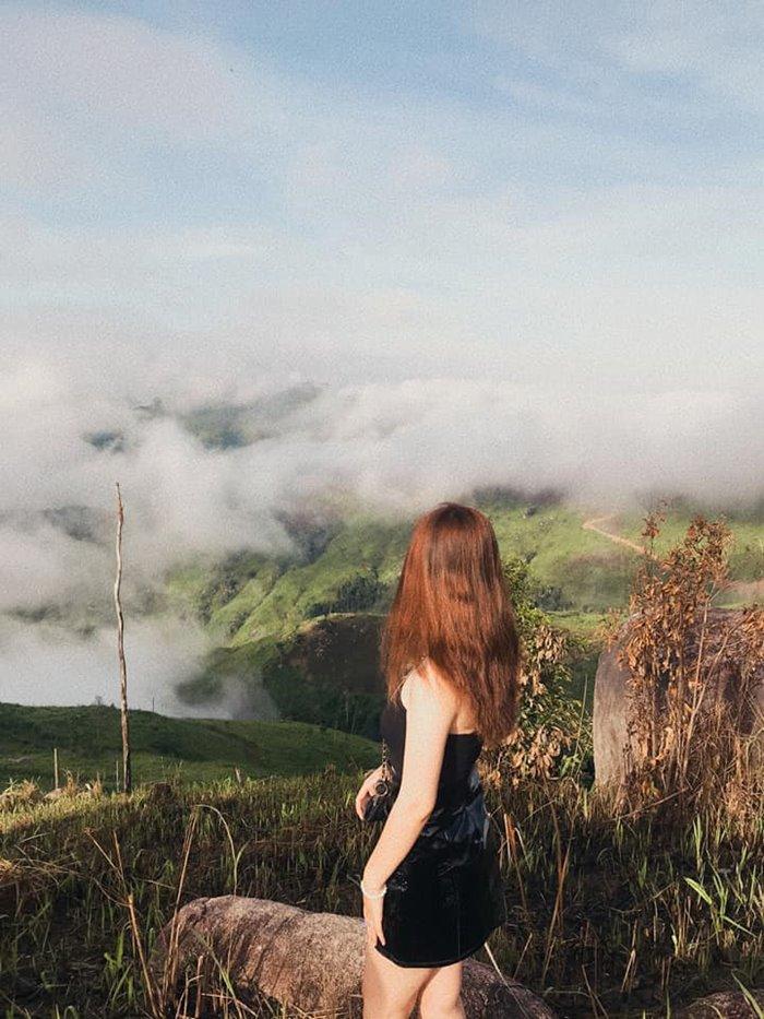 Cloud hunting in Mang Den
