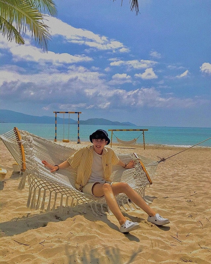 Unspoiled scenery at Nha Trang's Nhu Tien beach