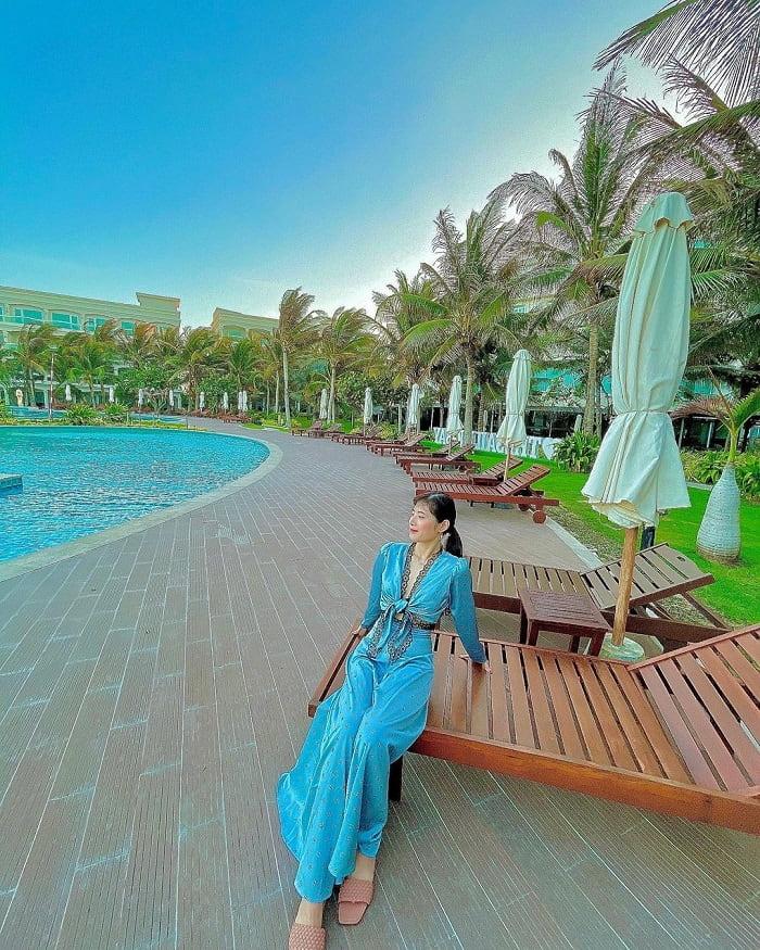 The Sailing Bay Beach Phan Thiết - resort đẹp ở Phan Thiết cao cấp