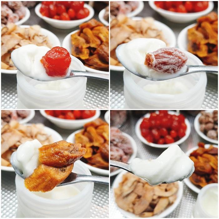 sữa chua Bà Hà - quán sữa chua trân châu ngon ở Hạ Long