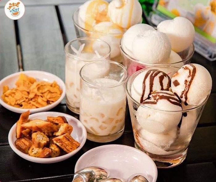 sữa chua trân châu Mizy - quán sữa chua trân châu ngon ở Hạ Long