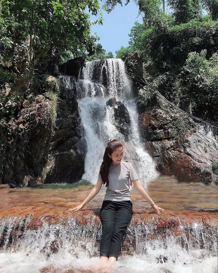 thác Cổng Trời - ngọn thác đẹp ở Thanh Hóa