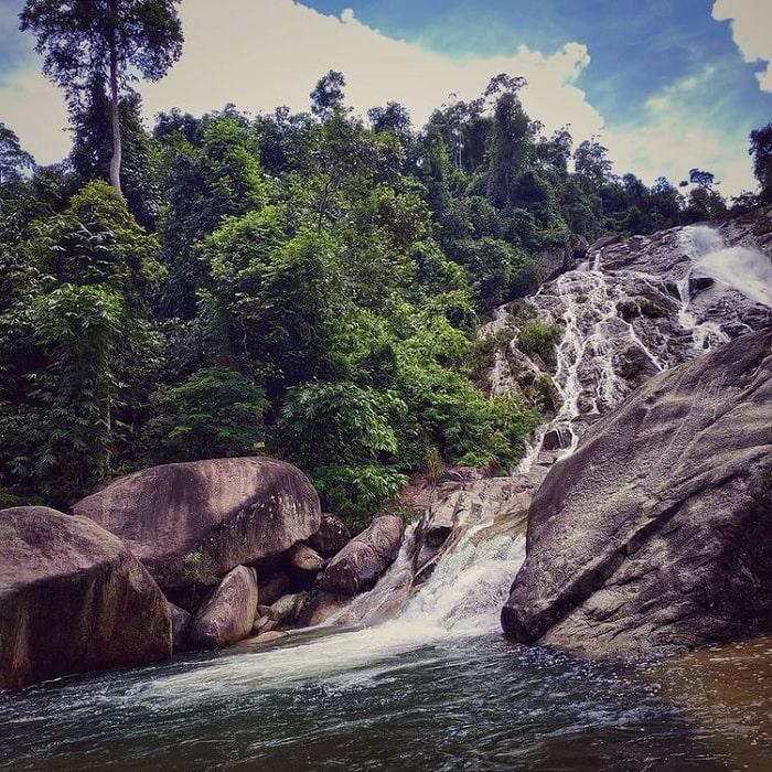 thác Ma Hao - ngọn thác đẹp ở Thanh Hóa