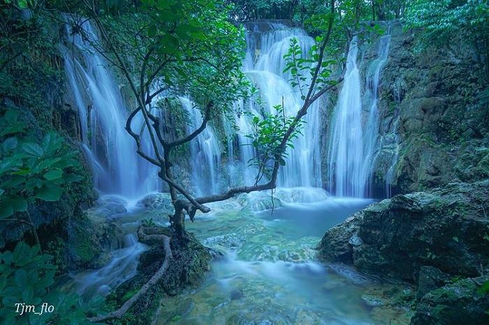 thác Voi - ngọn thác đẹp ở Thanh Hóa
