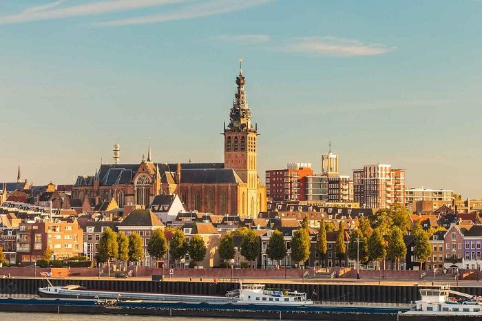 Đây là thành phố cổ nhất ở Hà Lan - Du lịch Nijmegen