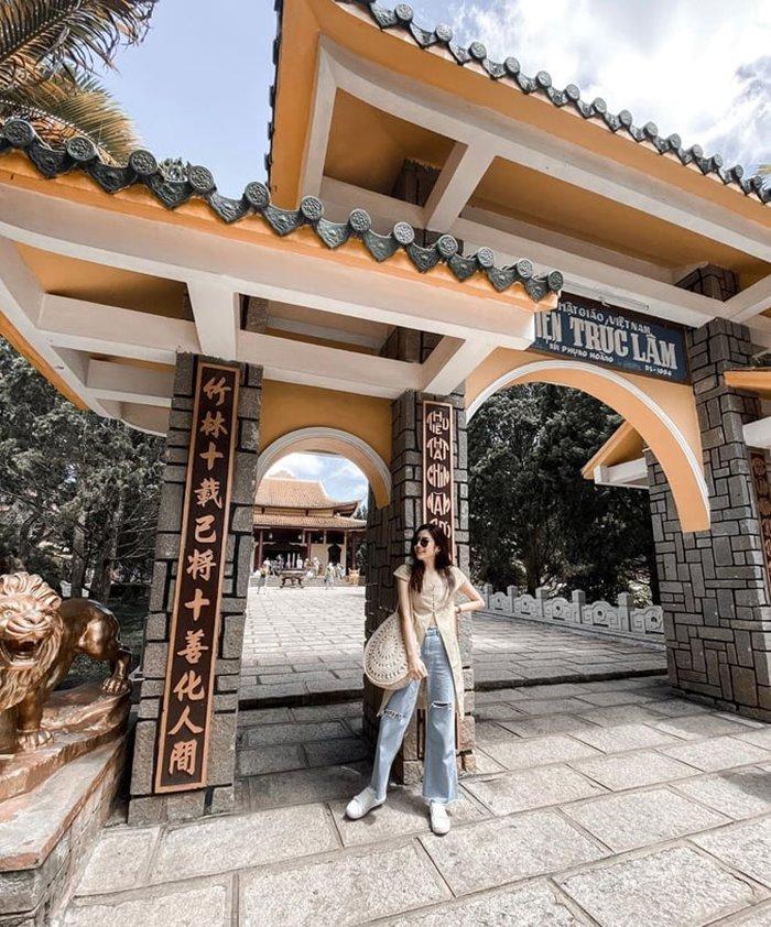 Thiền Viên Trúc Lâm ngôi chùa ở Đà Lạt đẹp