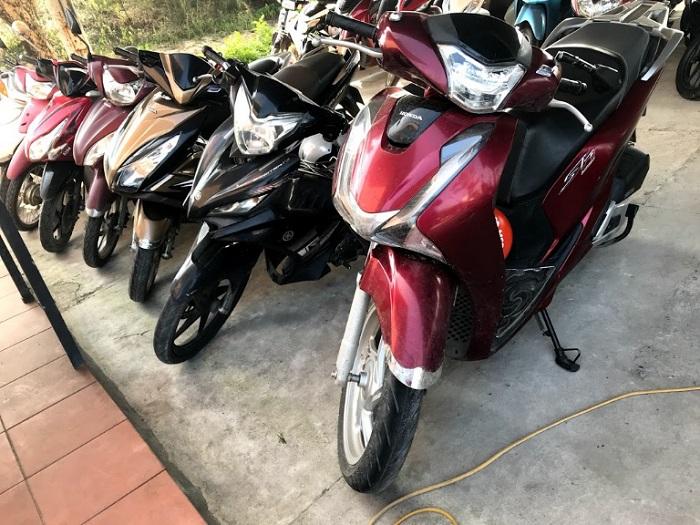 thuê xe máy du lịch Cà Mau- Trọng Nguyễn