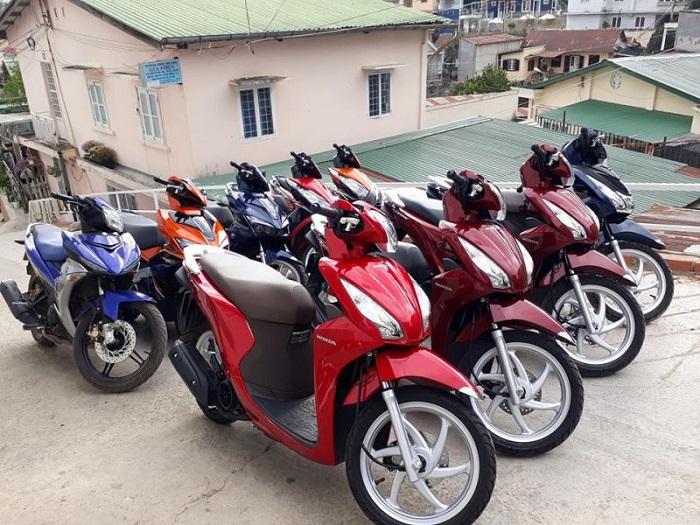 motorbike rental in Tay Ninh - Hoang Gia