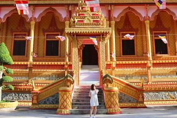 Lạc vào miền đất Phật ở ngôi chùa Pisesaram cổ nhất Trà Vinh