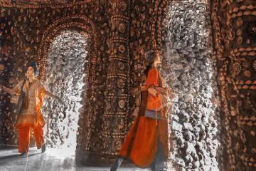 Đến Chùa Từ Vân Nha Trang xem...18 tầng địa ngục