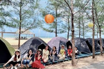 Rủ nhau check-in các địa điểm cắm trại ở Vũng Tàu đẹp và nổi tiếng nhất