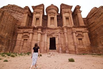 Tổng hợp những kinh nghiệm du lịch Trung Đông - vùng đất của những huyền thoại