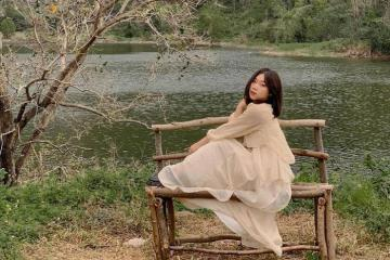 Lạc bước tới chốn bình yên ở Hồ Xanh Đà Nẵng