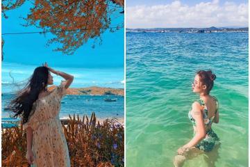 'Lượn' một vòng qua những hòn đảo đẹp ở Phú Yên ngắm biển xanh nắng vàng