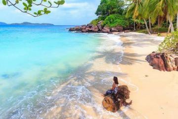 Kinh nghiệm đi Hòn Đồi Mồi Phú Quốc tắm mát, vui chơi và sống ảo cực 'chill'
