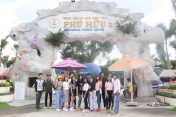 Rủ nhau đi khu du lịch sinh thái Phú Hữu Cần Thơ khám phá miệt vườn và vui chơi thả ga