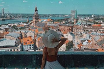 Kinh nghiệm du lịch Latvia - viên ngọc quý của biển Baltic