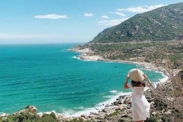 'Ngất ngây' trước những bãi biển đẹp ở Ninh Thuận