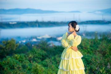 Check-in núi đá Pleiku - 'đồi vọng cảnh' tuyệt đẹp ôm trọn phố núi cao nguyên