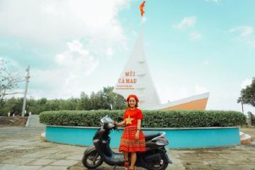 Thuê xe máy du lịch Cà Mau địa chỉ nào uy tín và giá tốt nhất hiện nay?
