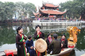 Review du lịch Hội Lim Bắc Ninh cực chi tiết