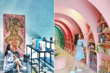 Truy lùng những không gian nghệ thuật ở Hà Nội đẹp không góc chết